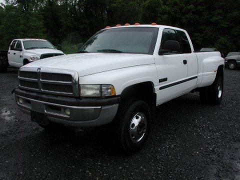 2000 Dodge Ram 3500 SLT Extended Cab 4x4 Dually Data, Info and Specs
