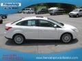 2012 Oxford White Ford Focus SEL Sedan  photo #5