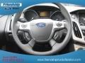 2012 Oxford White Ford Focus SEL Sedan  photo #23