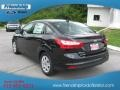 2012 Tuxedo Black Metallic Ford Focus SE Sedan  photo #9