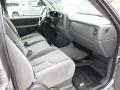 2006 Graystone Metallic Chevrolet Silverado 1500 Z71 Crew Cab 4x4  photo #8