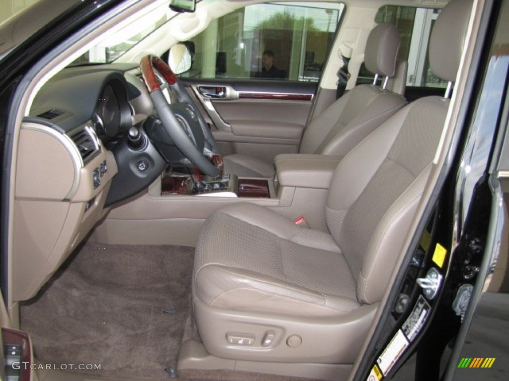 sepia interior 2010 lexus gx 460 photo 66108294
