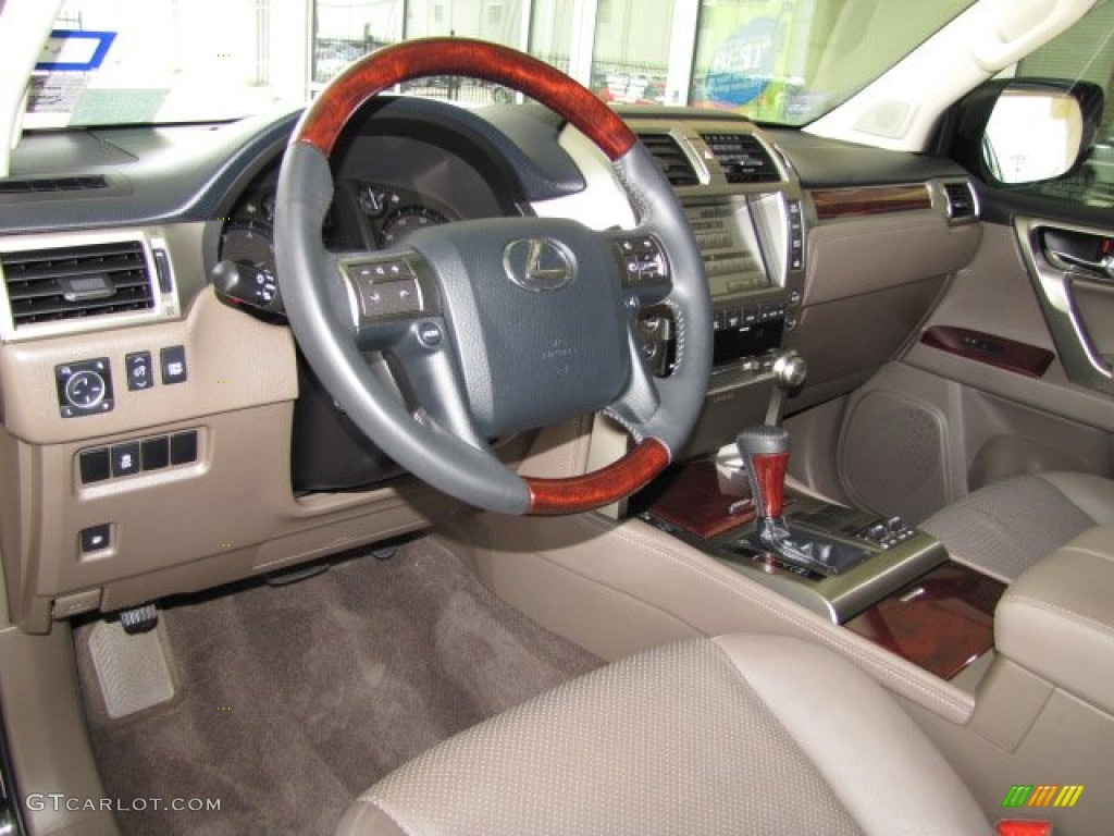Sepia Interior 2010 Lexus Gx 460 Photo 66108384