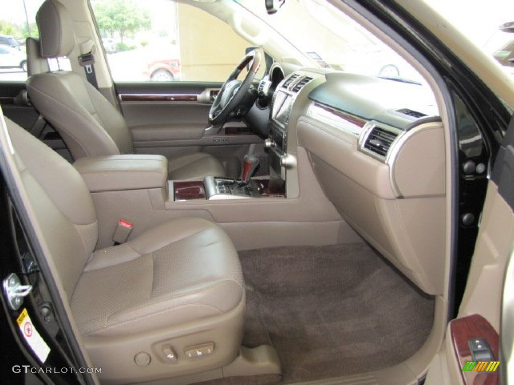 Sepia Interior 2010 Lexus Gx 460 Photo 66108474