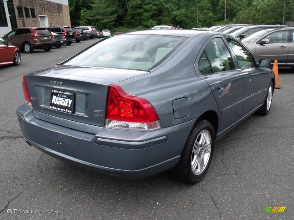 2005 platinum green metallic volvo s60 2 5t awd 66080315 photo 3 car color. Black Bedroom Furniture Sets. Home Design Ideas