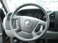 2012 Black Chevrolet Silverado 1500 LS Extended Cab 4x4  photo #18