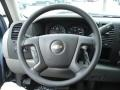 2012 Blue Granite Metallic Chevrolet Silverado 1500 LS Extended Cab 4x4  photo #18