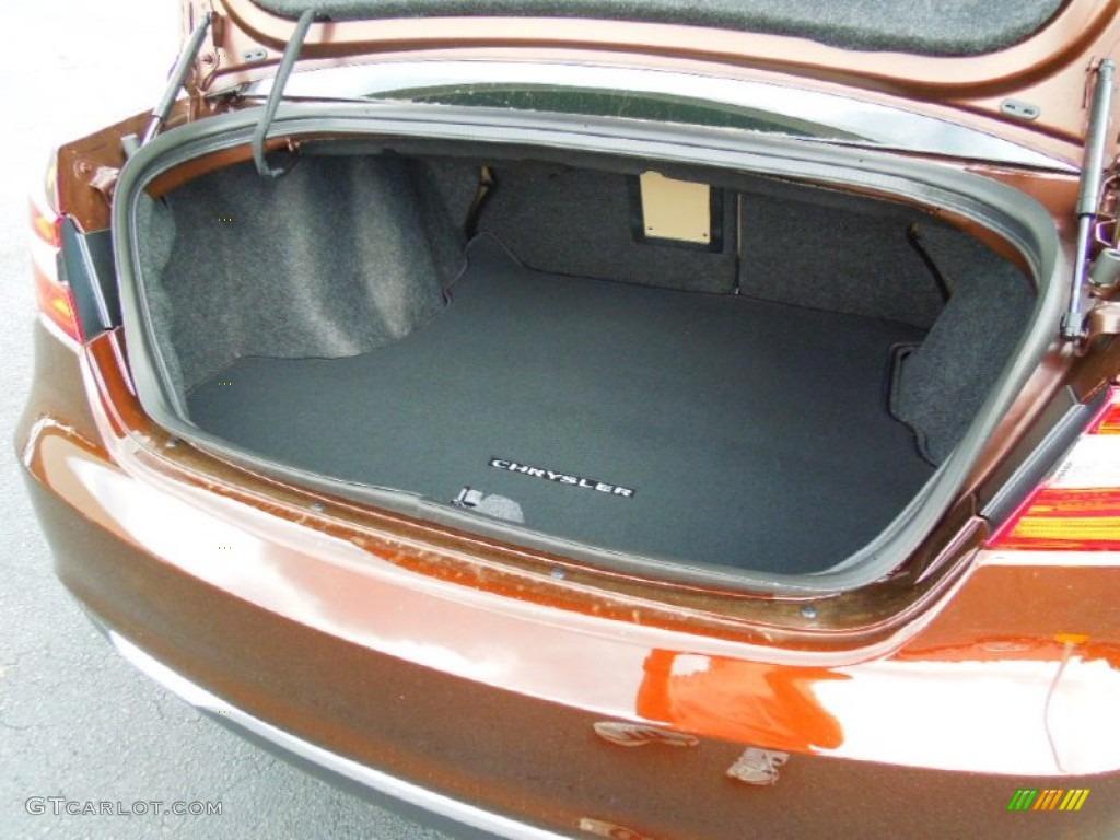 2012 chrysler 200 touring sedan trunk photo 66118874. Black Bedroom Furniture Sets. Home Design Ideas