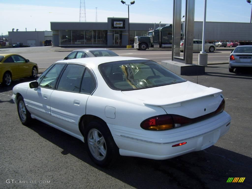 1998 arctic white pontiac bonneville se 6562068 photo 3 gtcarlot com car color galleries gtcarlot com