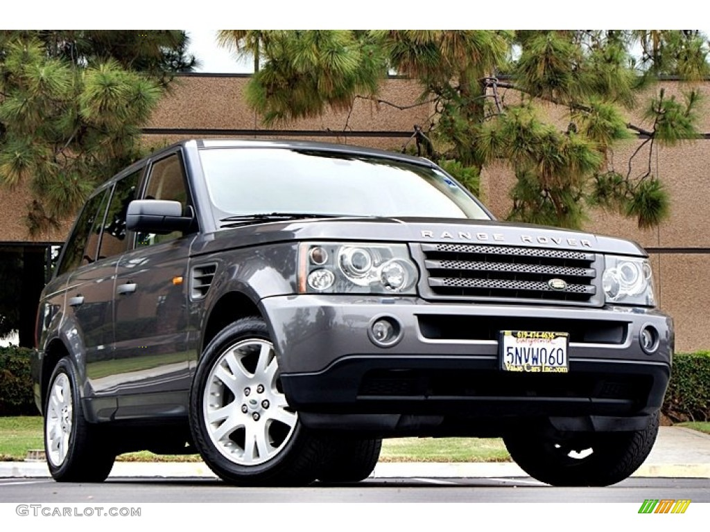 2006 bonatti grey metallic land rover range rover sport. Black Bedroom Furniture Sets. Home Design Ideas