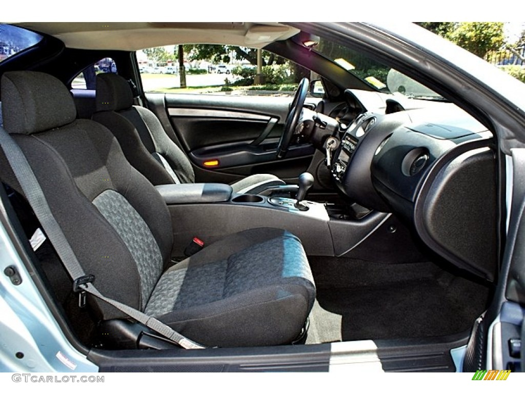 midnight interior 2003 mitsubishi eclipse gs coupe photo. Black Bedroom Furniture Sets. Home Design Ideas