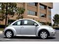 Silver Arrow Metallic 2001 Volkswagen New Beetle Gallery