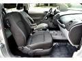 Black 2001 Volkswagen New Beetle Interiors