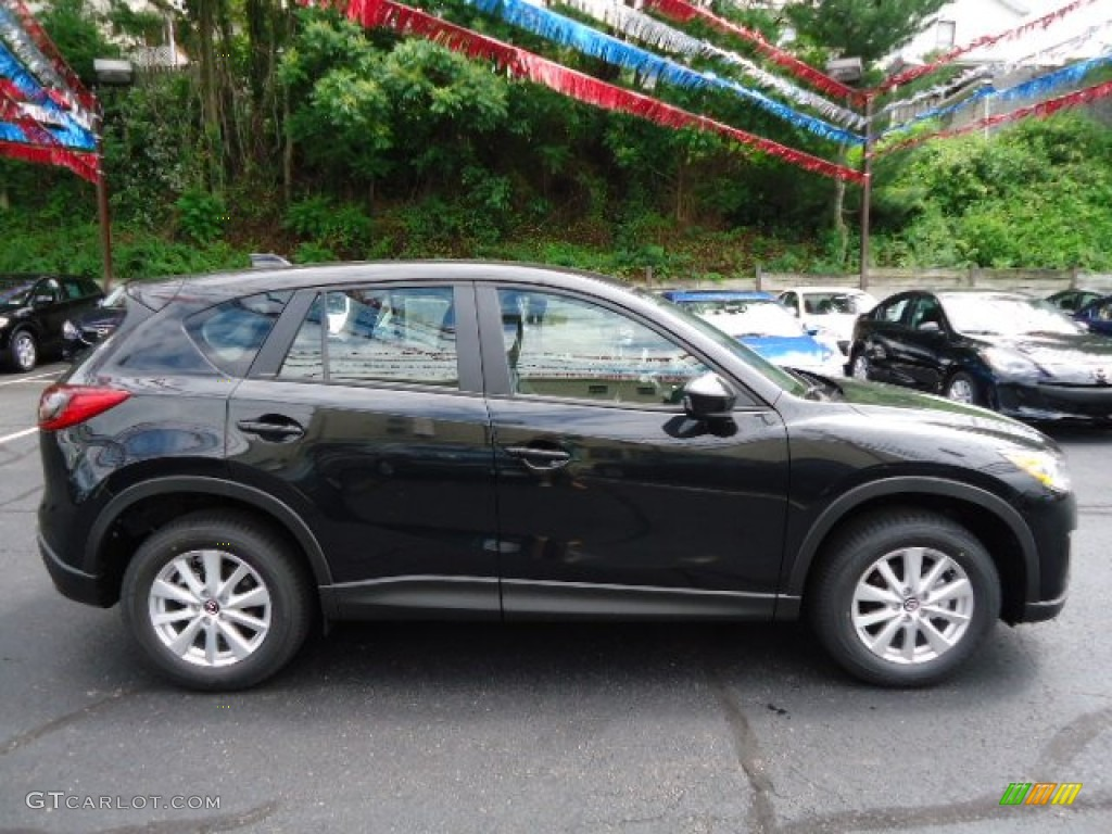 2013 Mazda Cx 5 Black 200 Interior And Exterior Images