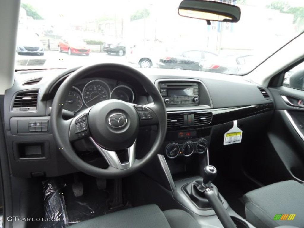 Mazda Cx 5 Color Code >> 2013 Mazda CX-5 Sport Black Dashboard Photo #66133022 | GTCarLot.com