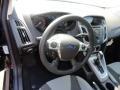 2012 Tuxedo Black Metallic Ford Focus SE Sport 5-Door  photo #8