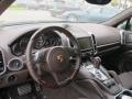 Dashboard of 2012 Cayenne Turbo