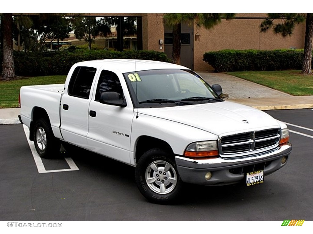 2001 dodge dakota slt quad cab exterior photos. Black Bedroom Furniture Sets. Home Design Ideas