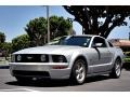 2007 Satin Silver Metallic Ford Mustang GT Deluxe Coupe  photo #5