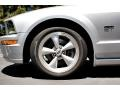 2007 Satin Silver Metallic Ford Mustang GT Deluxe Coupe  photo #6