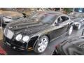 Diamond Black 2006 Bentley Continental GT Mulliner