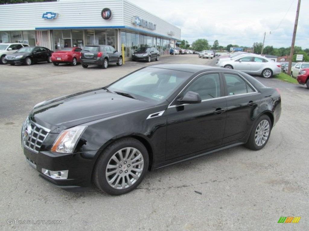 2012 Black Raven Cadillac Cts 3 6 Sedan 66122245