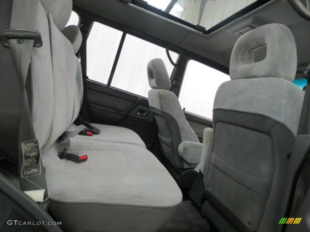 Mitsubishi Montero Sport 1997 Manual Car 2002 Fuse Box Interior Block And Schematic