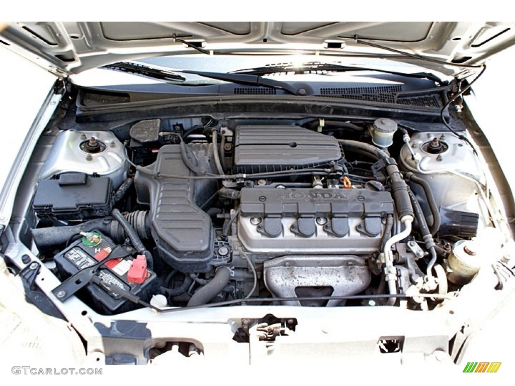 Engine on 2003 honda civic belt diagram