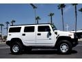 2003 White Hummer H2 SUV  photo #4