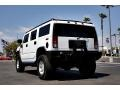 2003 White Hummer H2 SUV  photo #7
