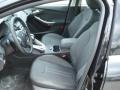 2012 Tuxedo Black Metallic Ford Focus SEL Sedan  photo #11