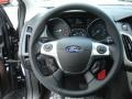 2012 Tuxedo Black Metallic Ford Focus SEL Sedan  photo #18