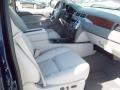 2012 Imperial Blue Metallic Chevrolet Silverado 1500 LTZ Crew Cab 4x4  photo #6