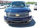 2012 Imperial Blue Metallic Chevrolet Silverado 1500 LTZ Crew Cab 4x4  photo #14