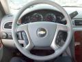 2012 Imperial Blue Metallic Chevrolet Silverado 1500 LTZ Crew Cab 4x4  photo #20