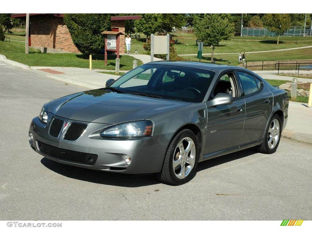 shadow gray metallic 2007 pontiac grand prix gxp sedan exterior photo 6615116. Black Bedroom Furniture Sets. Home Design Ideas