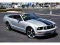 Satin Silver Metallic 2007 Ford Mustang Gallery