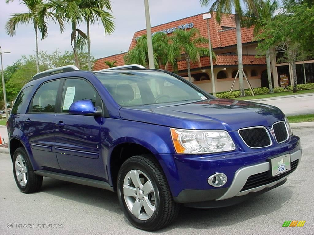 2007 Granite Grey Metallic Pontiac Torrent AWD #23567569 ...