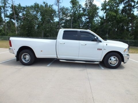 2010 Dodge Ram 3500 Lone Star Crew Cab Dually Data, Info and Specs