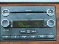 2010 Ford F250 Super Duty Cabela's Dark Rust/Medium Stone Interior Audio System Photo