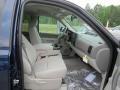 2012 Imperial Blue Metallic Chevrolet Silverado 1500 LT Crew Cab  photo #12