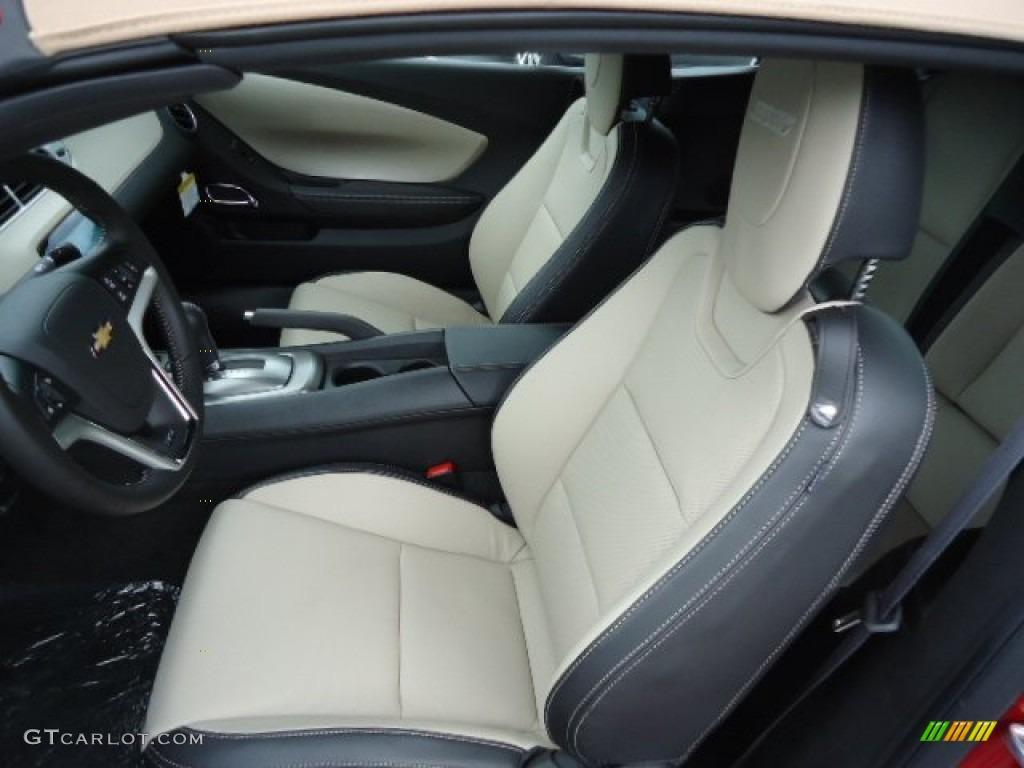 Beige Interior 2012 Chevrolet Camaro Ss Rs Convertible Photo 66162128 Gtcarlot Com