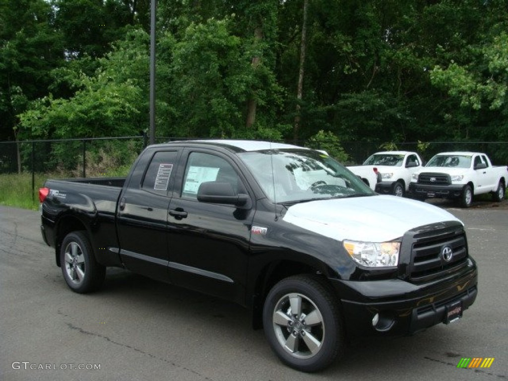 black 2012 toyota tundra trd sport double cab exterior photo 66165387. Black Bedroom Furniture Sets. Home Design Ideas