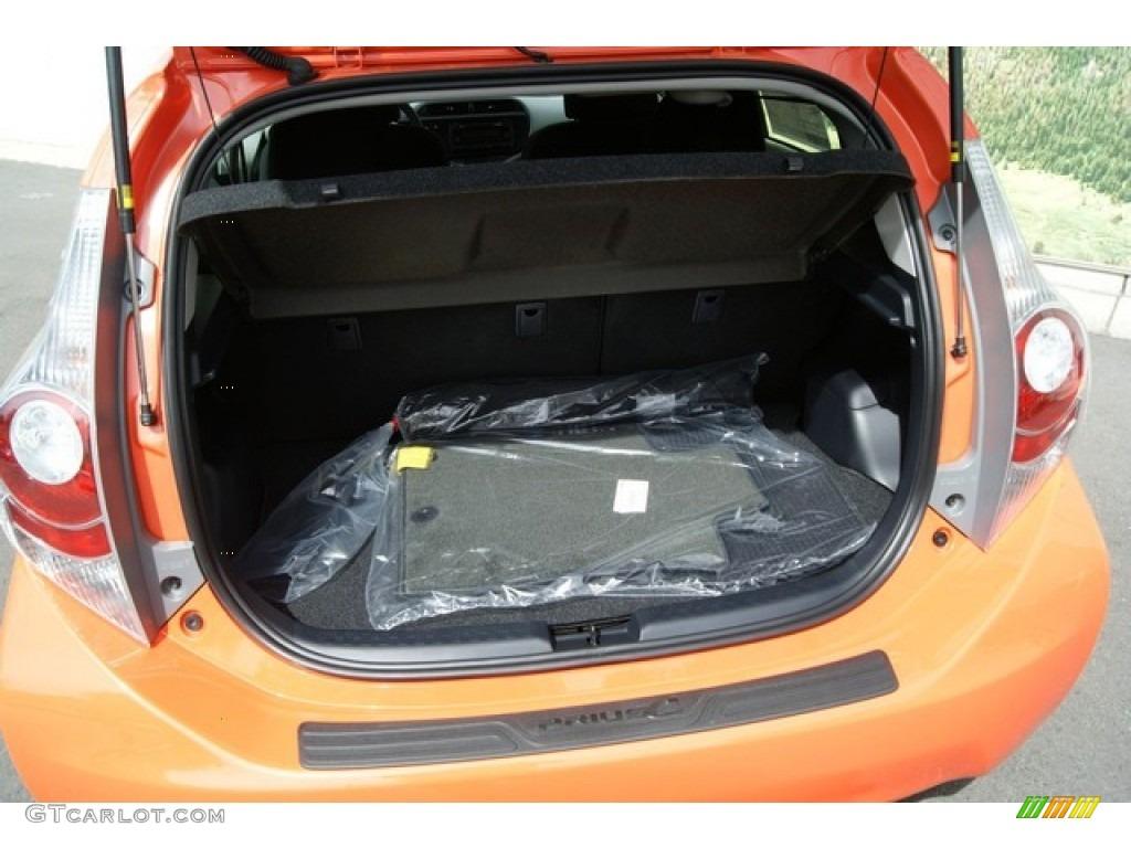 2012 Toyota Prius C Hybrid Two Trunk Photo 66168350