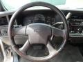Dark Charcoal Steering Wheel Photo for 2005 Chevrolet Silverado 1500 #66170270