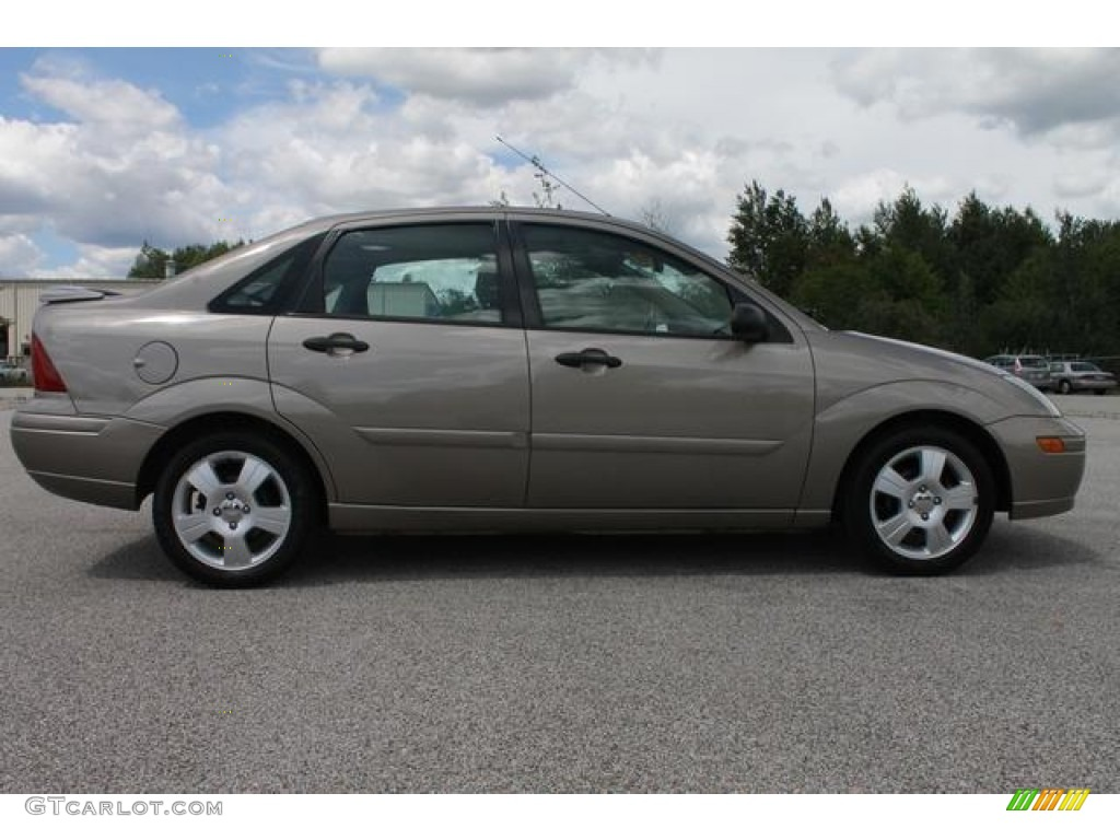 arizona beige metallic 2003 ford focus zts sedan exterior photo 66171512. Black Bedroom Furniture Sets. Home Design Ideas