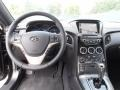 Black Cloth Dashboard Photo for 2013 Hyundai Genesis Coupe #66186569