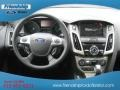 2012 White Platinum Tricoat Metallic Ford Focus SEL Sedan  photo #39