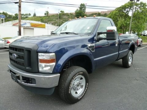 2009 ford f250 super duty xl regular cab 4x4 data info and specs. Black Bedroom Furniture Sets. Home Design Ideas
