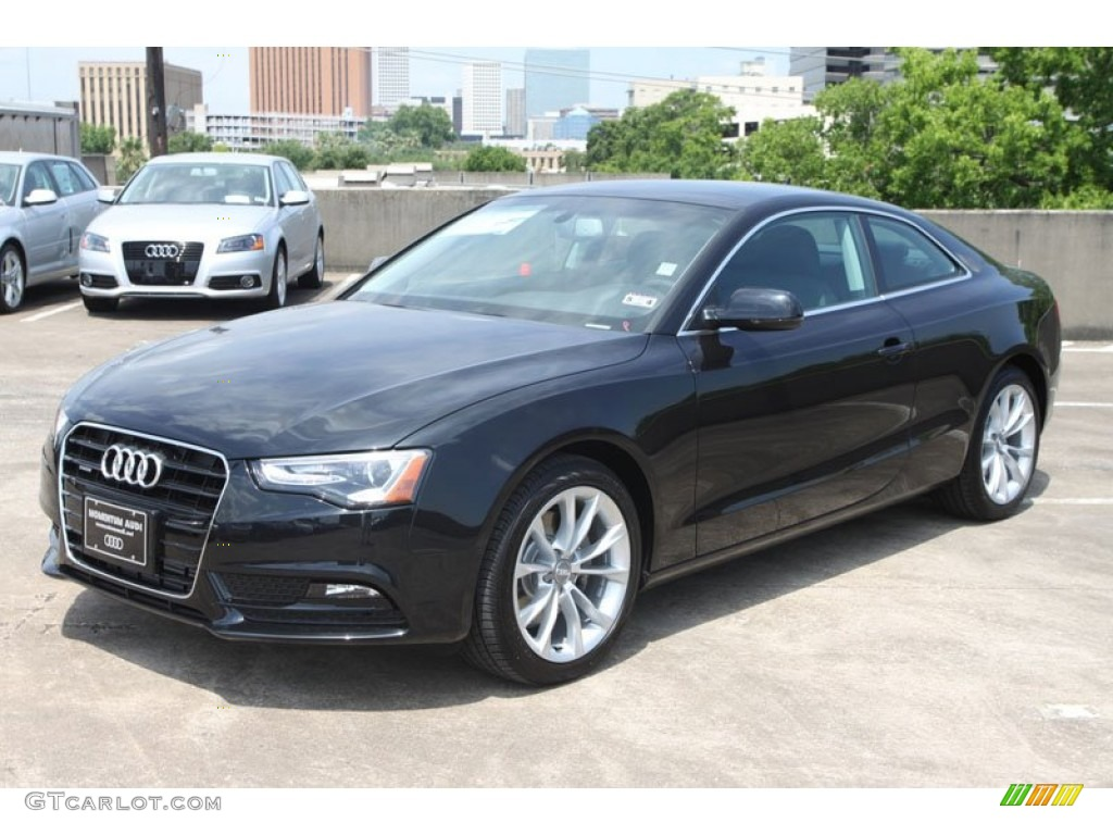 phantom black pearl effect 2013 audi a5 2 0t quattro coupe exterior photo 66206253. Black Bedroom Furniture Sets. Home Design Ideas